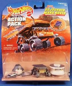 1997 - Mattel - Hot Wheels - Action Pack - JPL Sojourner ...