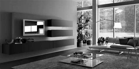 Beautiful Living Rooms Category For Black and white