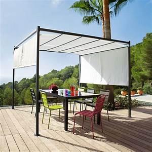 Chaise Jardin Maison Du Monde : tonnelle design ~ Melissatoandfro.com Idées de Décoration
