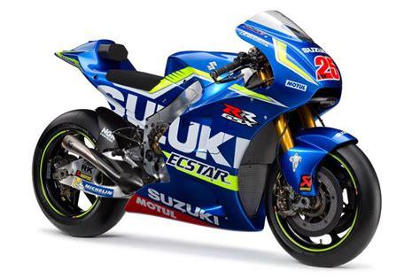 Suzuki unveil 2016 GSX-RR
