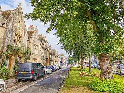 Witney England Oxfordshire Cotswolds Villages Cotswold Luckily