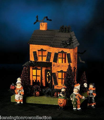 halloween decoration lighted halloween haunted house w