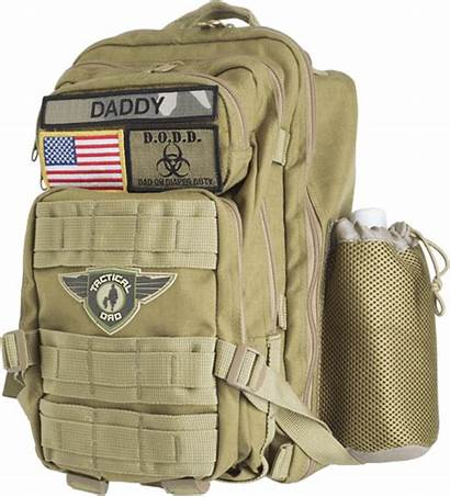 Diaper Dad Tactical Bag Daddy Duty Backpack