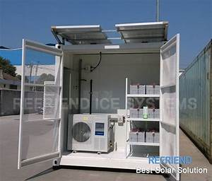 Solar Power 20 U0026 39  Reefer Container  View 40ft Reefer Container  Refriend Product Details From