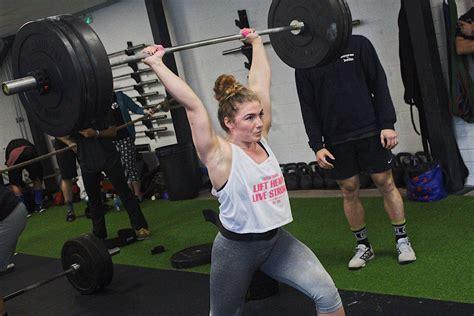 lift heavy training