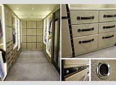 David Long Designs Luxury Walk in Wardrobes