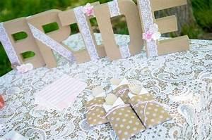 vintage lace bridal shower bridal wedding shower party With vintage wedding shower ideas