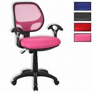 Chaise Pour Bureau : chaise pour bureau fauteuil bureau pas cher lepolyglotte ~ Teatrodelosmanantiales.com Idées de Décoration