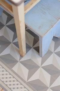 75 best carreaux de ciment images on pinterest mosaics With sol faux parquet