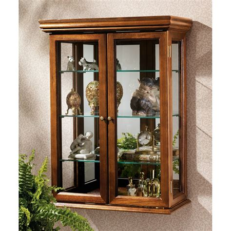 fresh lighted curio cabinet cheap in uk 20402