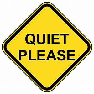 Quiet Please Sign NHE