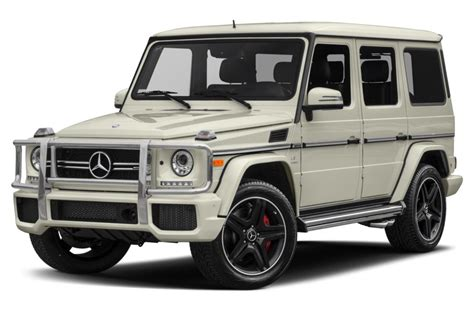 15 mpg,memorized settings including door mirror(s),memorized settings including steering wheel,memorized settings for 3 drivers. 2017 Mercedes-Benz AMG G63 Reviews, Specs and Prices | Cars.com