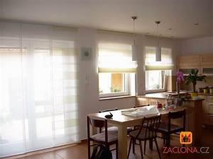 Moderne Wohnzimmer Vorhänge : moderne esszimmer heimtex ideen ~ Sanjose-hotels-ca.com Haus und Dekorationen
