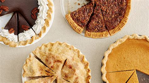 thanksgiving pie thanksgiving pie central from pillsbury com