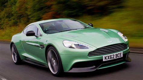 Cost Of Aston Martin Vanquish by 2014 Aston Martin Vanquish Drive Review Price