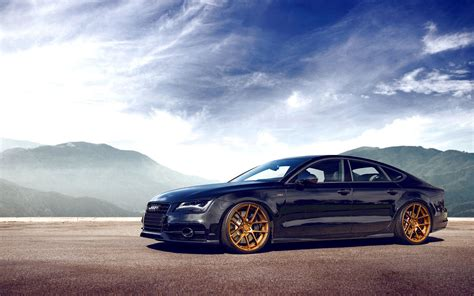 Audi A7 Wallpapers by Audi A7 Front Black Hd Wallpaper Http 1sthdwallpapers