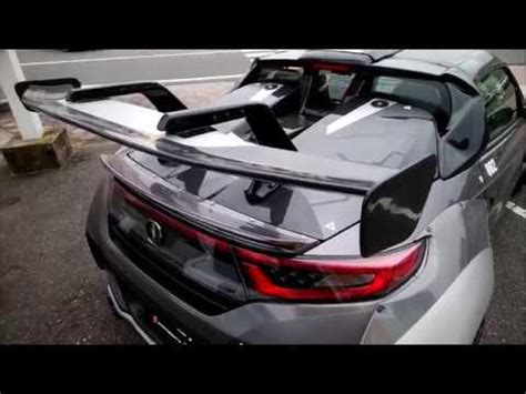 Amazing ! Honda S660 Custom Car Youtube