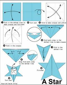 Star Origami Instructions Step By Step | Origami Tutorial