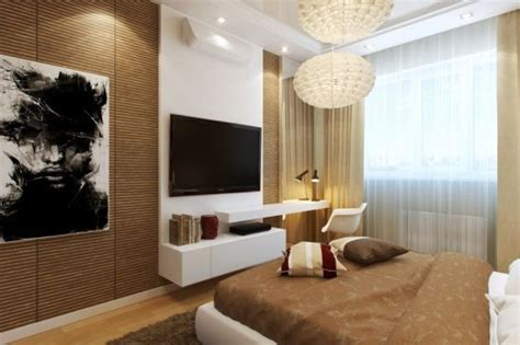 Tv In Small Bedroom Design Ideas by 55 Cool Entertainment Wall Units For Bedroom