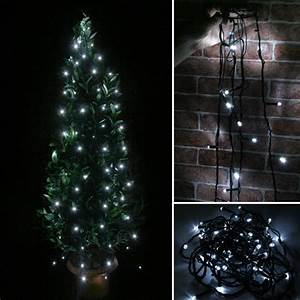 Lichterkette Außen Weihnachten : 60 led lichterkette weihnachten baum beleuchtung weihnachtsdeko au en innen ebay ~ Frokenaadalensverden.com Haus und Dekorationen