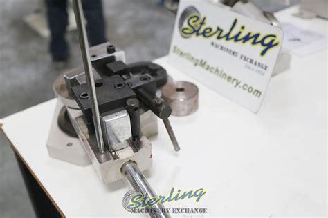 demo machinery baileigh manually operated universal