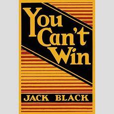 You Can't Win (book) Wikipedia