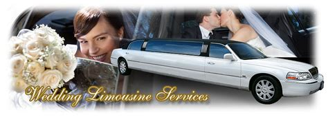 Wedding Limousine Services wedding limo packages atlanta wedding transportation services