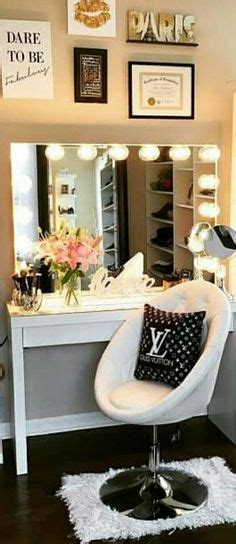Womens Makeup Vanity - interior design ideas for a home office working