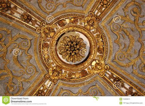 european ceiling decorations stock image image  luxury