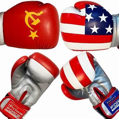 Boxing Gloves Russian Martial Arts Mixed Themes