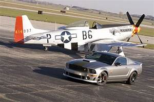 Ford Mustang P-51B by ROUSH - Autoblog.nl