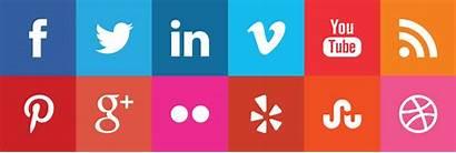 Social Connect Channels Logos Marketing Services Splash