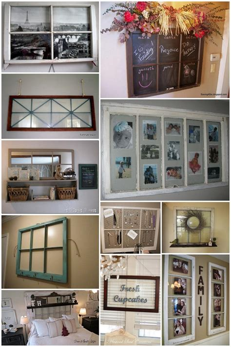ingenious project ingenious diy project ideas of reusing old windows recycled things