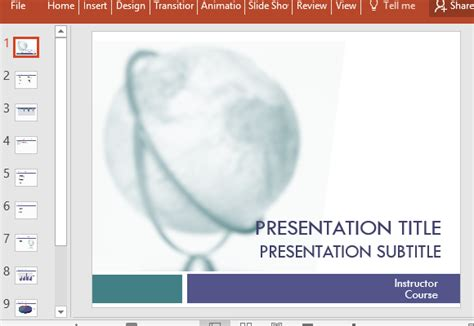 top free powerpoint presentation templates used by students college presentation template for powerpoint