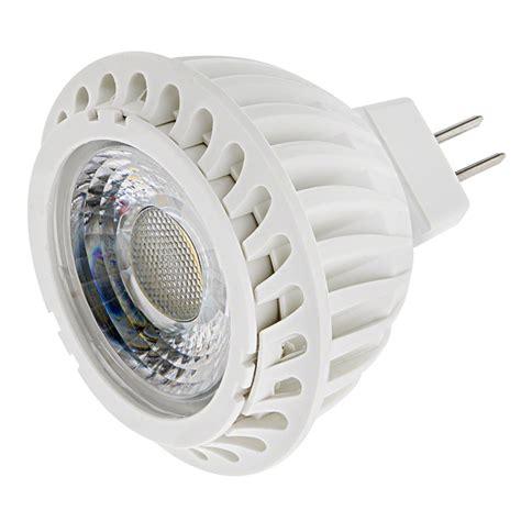 7 watt mr16 led bulb multifaceted lens with high power