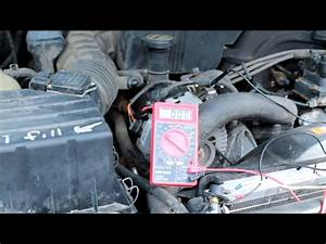 Ford  Mercury Alternator Broken Wire Problem  Alternator