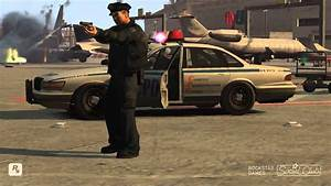 GTA 4 Police War Airport Shooting YouTube