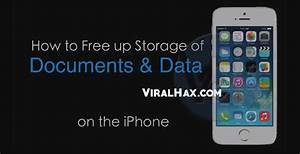 how to clear documents and data on iphone With documents and data iphone 6