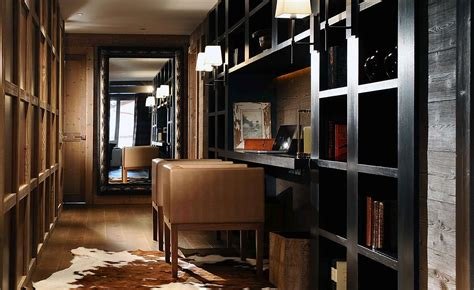 lodge style l shades decoramour шале nicky dobree living rooms