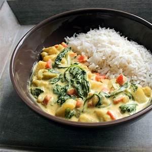 Idée Recette Saine : recette curry de l gumes v g talien facile rapide ~ Nature-et-papiers.com Idées de Décoration