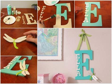 Monogram Letters For Nursery
