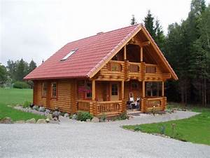 Chalet Bois Kit : chalet en bois en kit ~ Carolinahurricanesstore.com Idées de Décoration