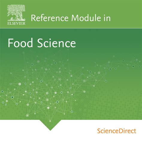 cuisines references elsevier announces two reference modules in food
