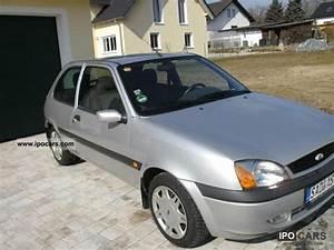 2001 Ford Fiesta Futura