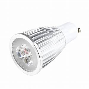 Gu10 Led Lamp : 9w gu10 spotlight led downlight lamp bulb 85 265v spot ~ Watch28wear.com Haus und Dekorationen