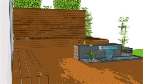 Sichtschutz Garten Zur Straße by Terrasse Mit Sichtschutz Teil 1 Moderner Sichtschutz