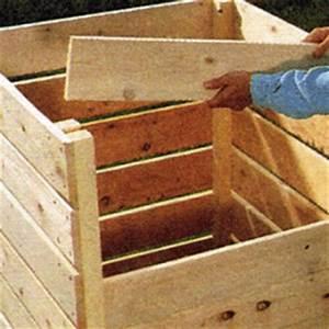 Schnellkomposter Selber Bauen : kompostbeh lter bauen mit der richtigen anleitung ~ Michelbontemps.com Haus und Dekorationen