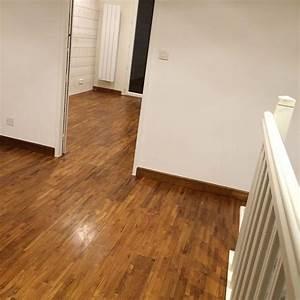 Isolation Phonique Parquet : parquet bois massif castorama parquet bois massif ~ Premium-room.com Idées de Décoration
