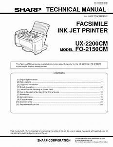 Fo-2150cm Manuals