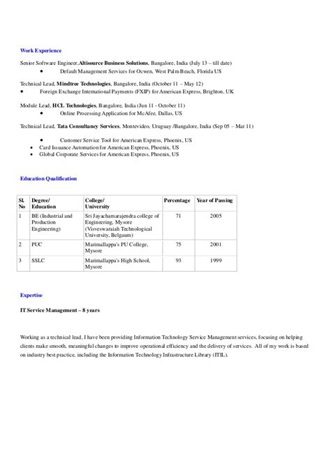 Sitescope Resume by My Resume